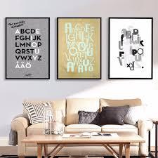 alphabet canvas art promotion shop for promotional alphabet canvas