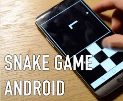 make an android app how to make an android app snake 20 steps with pictures