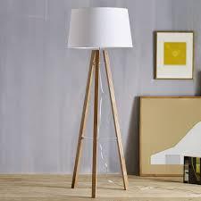 modern floor lamp shades for brilliant corner lighting ruchi designs