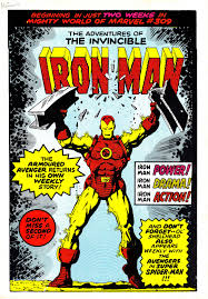 Iron Man House by Starlogged Geek Media Again 1978 Iron Man House Ad Marvel Uk