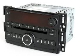 2006 2007 saturn ion vue am fm cd player radio w auxiliary input