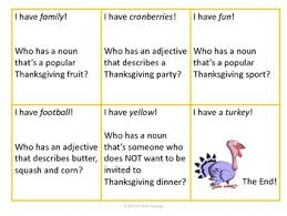 parts of speech i who has sorting f ccss or esl