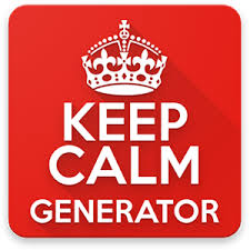 How To Make Your Own Keep Calm Meme - keep calm generator android apps on google play
