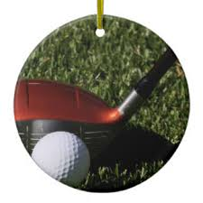 golf club ornaments keepsake ornaments zazzle