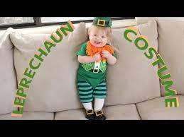 Leprechaun Costume Cute Baby Leprechaun Costume Youtube