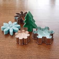 diy cookie cutter candles popsugar smart living