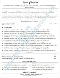 Resume Sample For Account Manager by Resume Store 21 Sample For Manager Pertaining To Samples It Retail