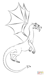 bearded dragon coloring pages stunning coloring dragon coloring