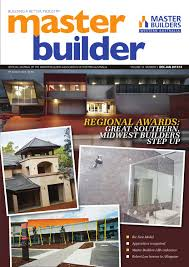 2013 sep oct master builders wa magazine by master builders issuu