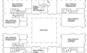 Msg Floor Plan The Cloisters Omnia Offices