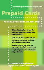 best reloadable prepaid cards consumer prepaid cards