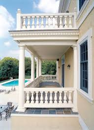 House Plans With Balcony by House Plans With Fabulous Porches The House Designers