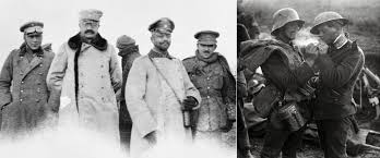 in 1914 wwi soldiers refused to fight on christmas this is what