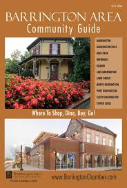 barrington il community guide 2017 by town square publications