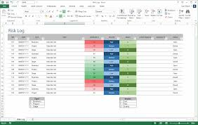Plan Template Risk Management Plan Template 24 Pg Ms Word U0026 Free Excel Templates