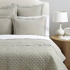 leighton chambray bedding ballard designs