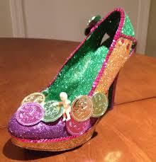 mardi gras deblume confessions of a glitter addict 2013 shoe 8 the mardi gras