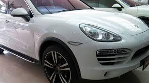 Porsche Cayenne Parts - porsche cayenne side step gworld world accessories u0026 auto parts