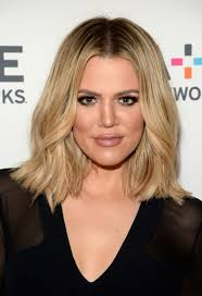 pictures of medium length hairstyles for fine hair khloe kardashian u0027s short hair is the most versatile cut ever