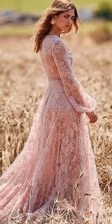 hippie boho wedding dresses 21 amazing boho wedding dresses with sleeves wedding dresses guide