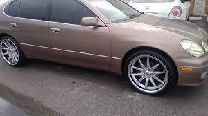 lexus gs430 20 inch wheels 877 544 8473 20 inch asanti abl 5 silver rims 1997 lexus gs350