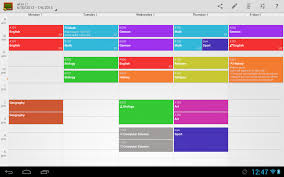 my class schedule donation android apps on google play