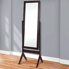 stand alone mirror with lights standalone mirror awesome full length mirror stand alone large