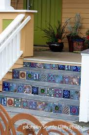Tiles For Stairs Design Porch Steps Designs And More