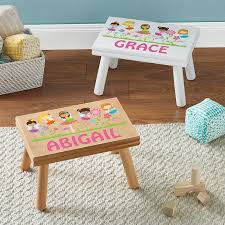 personalized step stools for kids at personal creations