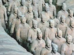 ancient greeks may have built china u0027s famous terracotta army