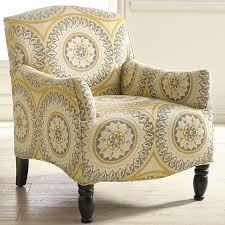 vclassic armchair frankie gold suzani armchair pier 1 imports