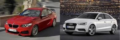 audi a3 vs bmw 3 series photo comparison bmw 2 series vs audi a3 sedan bimmerfest