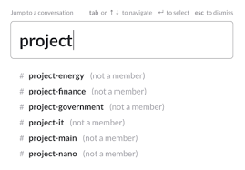 slack for project management u2013 slack help center