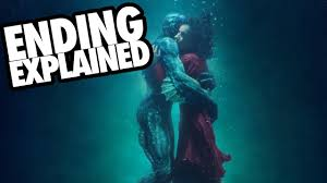 Image of The Shape of Water ending