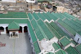 rehabilitation of al qaraouiyine mosque aga khan development network