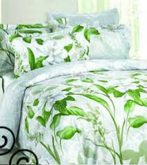Green Bed Sets Fashionable Bedding Sets The Combination Of Comfort And Taste