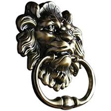 lion door knocker unidecor antique lion door knocker lion