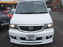 used mazda bongo for sale rac cars