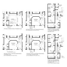 portland brand new home plan fischer homes
