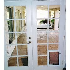 sliding glass french patio doors amazing french doors with built in dog door doors dog built
