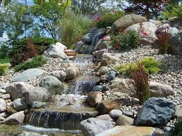 Backyard Waterfall Ideas by 17 Best Flagstone Waterfalls Images On Pinterest Backyard Ponds