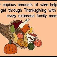 thanksgiving wine quotes mr