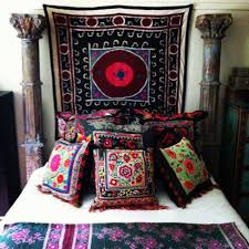 bohemian tapestry wall hangings for bedroom ornamental tapestry