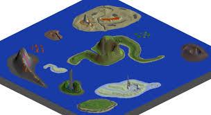 Dayz Maps Dayz 5000x5000 Map Few Towns Download Work In Progress Minecraft