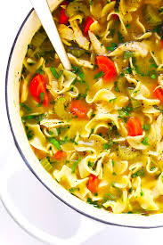 herb herb loaded chicken noodle soup gimme some oven