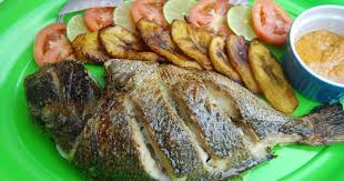 la cuisine africaine dorade au four et marinade aux épices africaines recette par