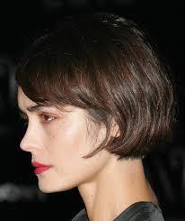 bob haircuts no bangs women medium haircut