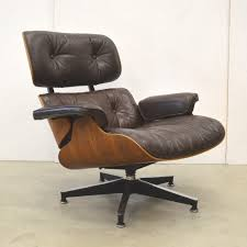 rosewood edition lounge chair from the seventies by charles u0026 ray