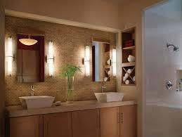 Silver Bathroom Vanities Modern Bathroom Vanity Lighting Spacious Modern Bathroom