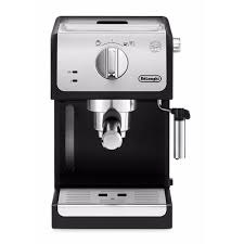 italian espresso maker delonghi ecp33 21 italian traditional espresso coffee maker black